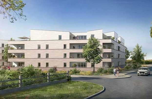 Appartements neufs Le Parc Montesquieu Cugnaux