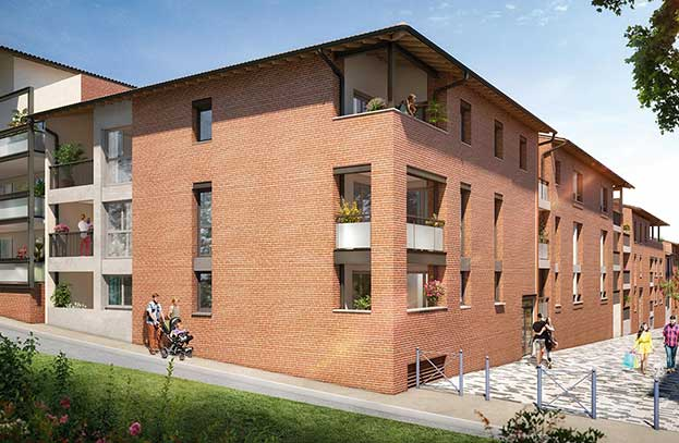 Appartements neufs Le Philharmony Castanet Tolosan