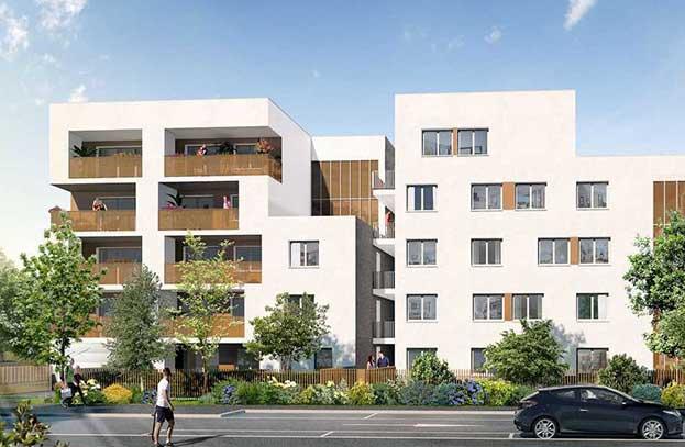 Appartements neufs Les Capucines Colomiers
