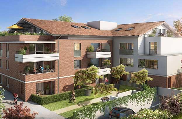 Appartements neufs Parc Tolosan Castanet