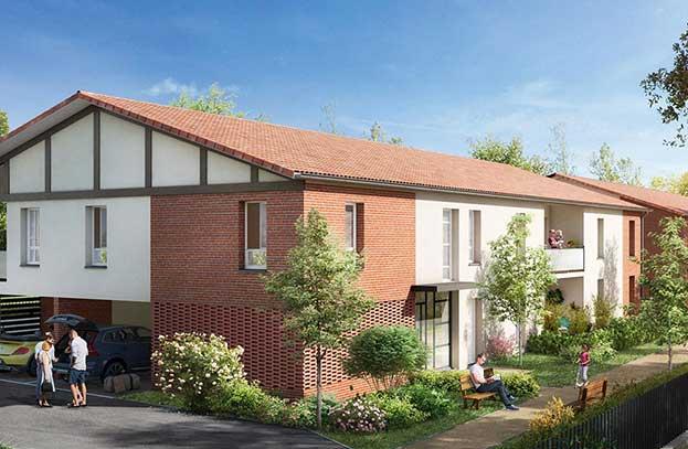 Appartements neufs Val Flora Saint Alban