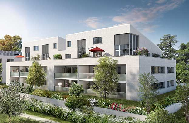 Appartement Neuf La Fabriana Toulouse Lardenne