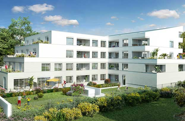 Appartements Neufs Cyrano Toulouse