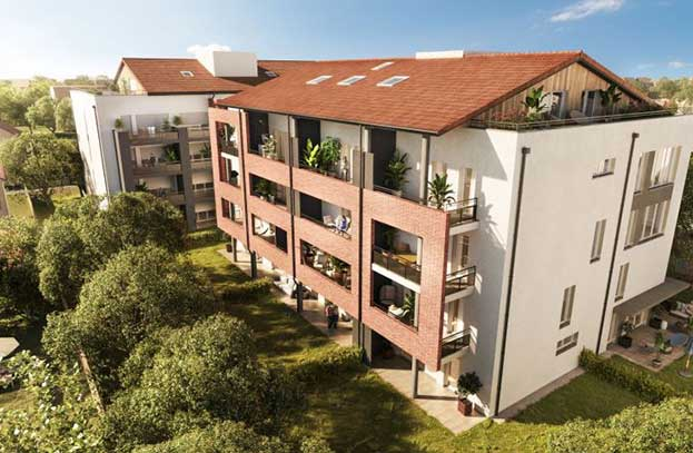 Appartements Neufs Hernani Toulouse