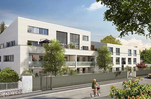 Appartements Neufs La Fabriana Toulouse Lardenne