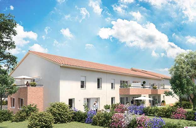 Appartement Neuf Le Hameau de Saint Loup Cammas