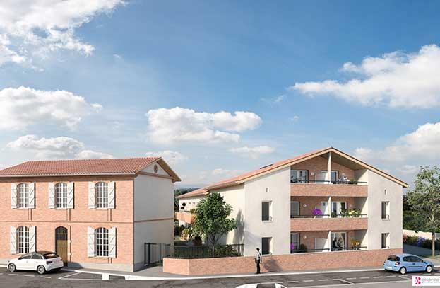 Appartements Neufs Le Hameau de Saint Loup Cammas