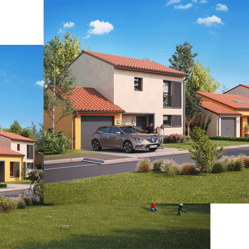 Immobilier Neuf Ayguesvives