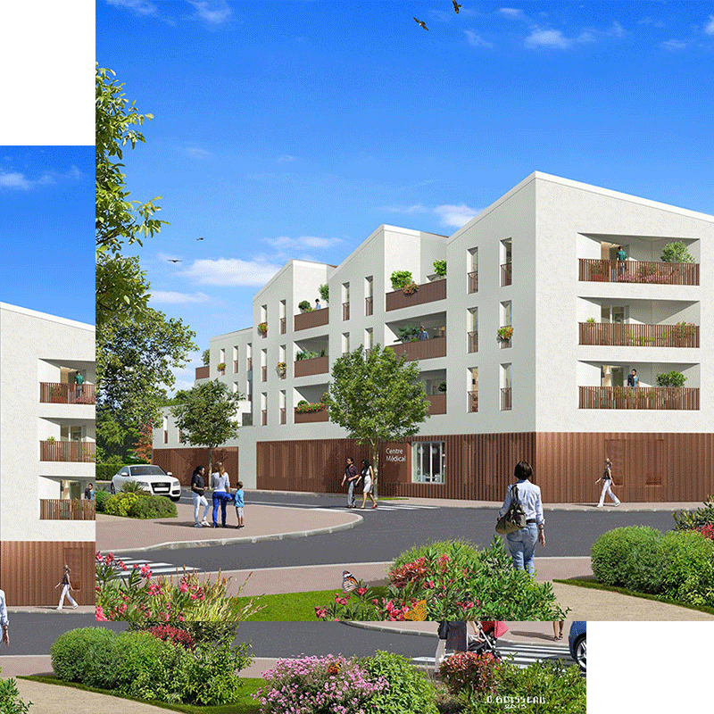 Immobilier Neuf Fenouillet