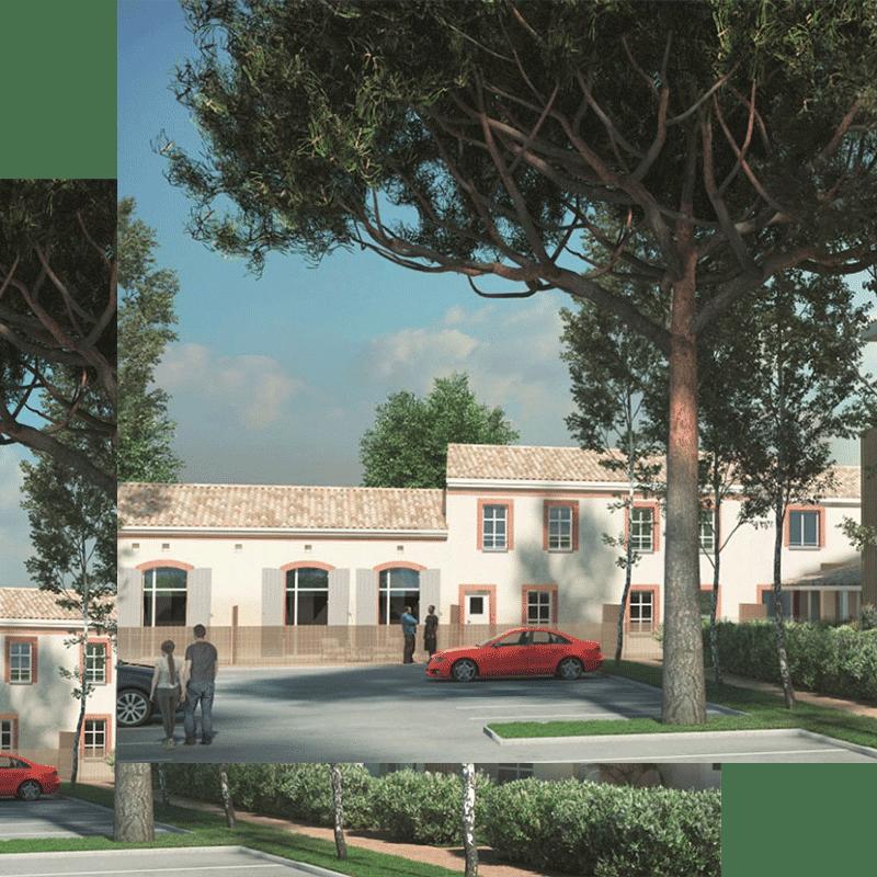 Immobilier Neuf Fonbeauzard
