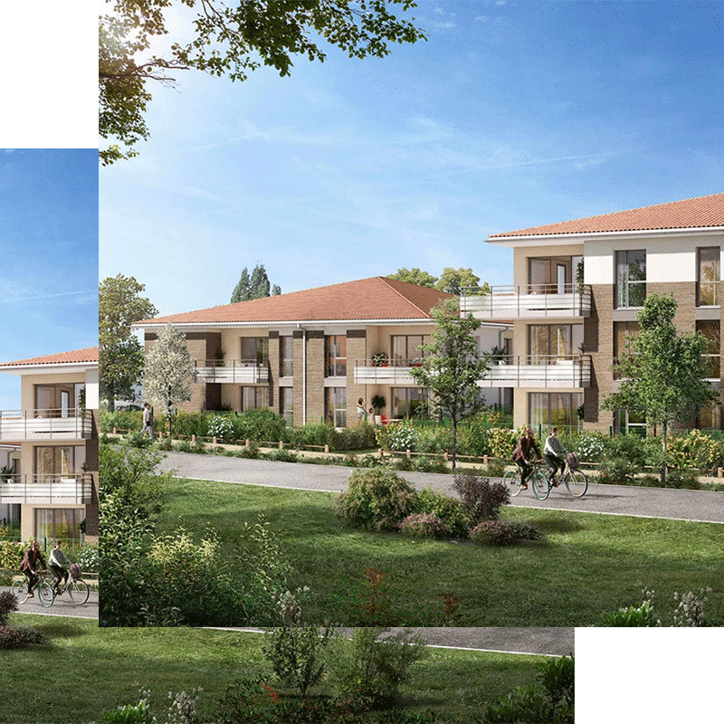 Immobilier Neuf Lespinasse