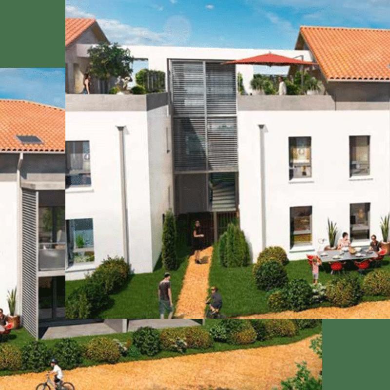 Immobilier Neuf Portet sur Garonne