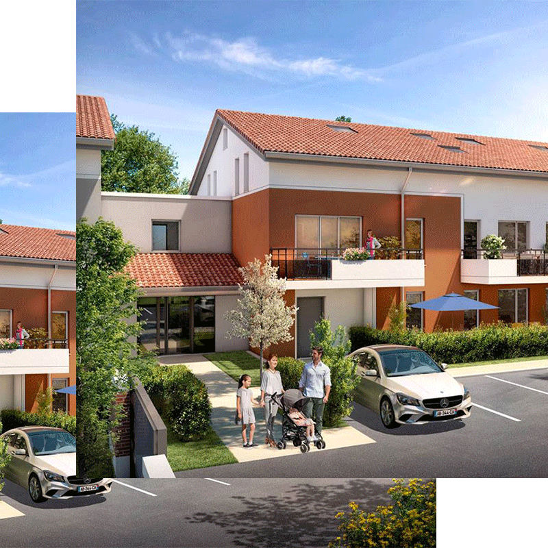 Immobilier Neuf Roques sur Garonne