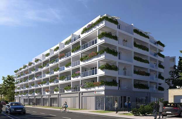 Appartement Vivre Ensemble Toulouse