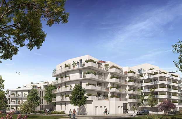 Appartements Vivre Ensemble Toulouse