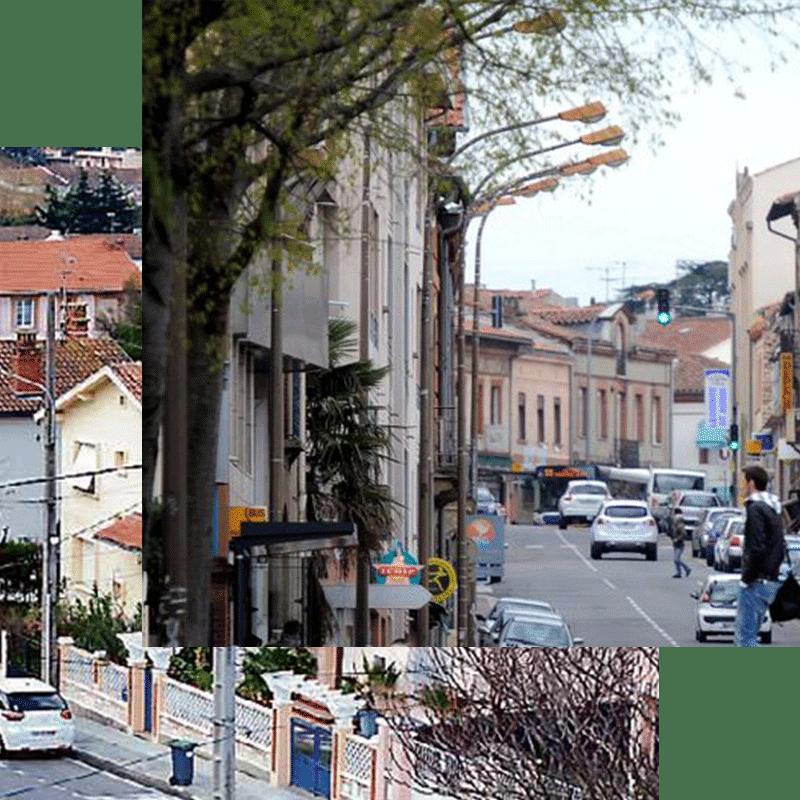 Logements Neufs Cote Pavée Toulouse