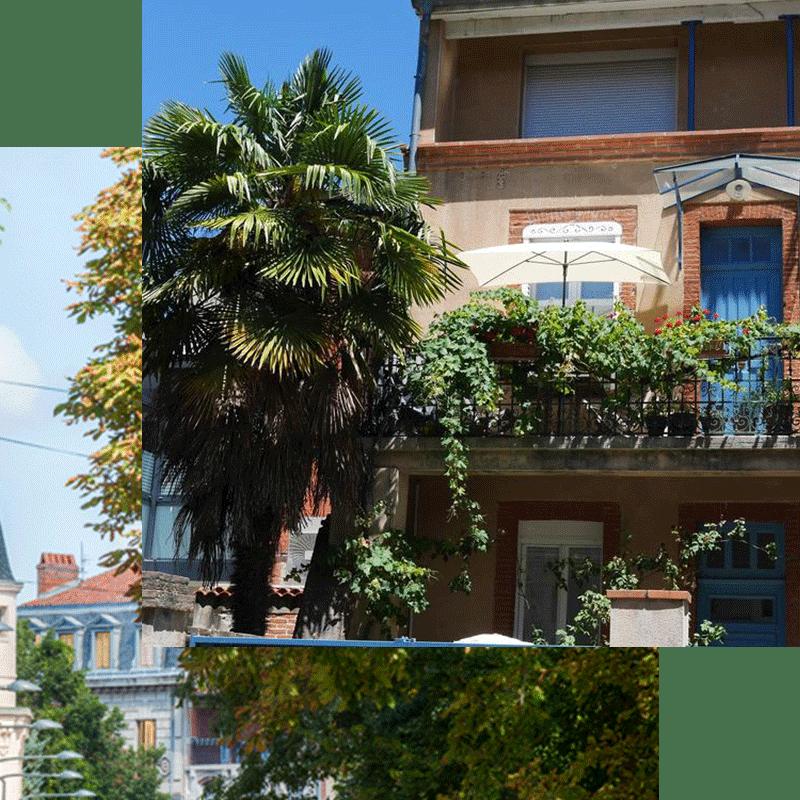 Logements Neufs Les Chalets Toulouse