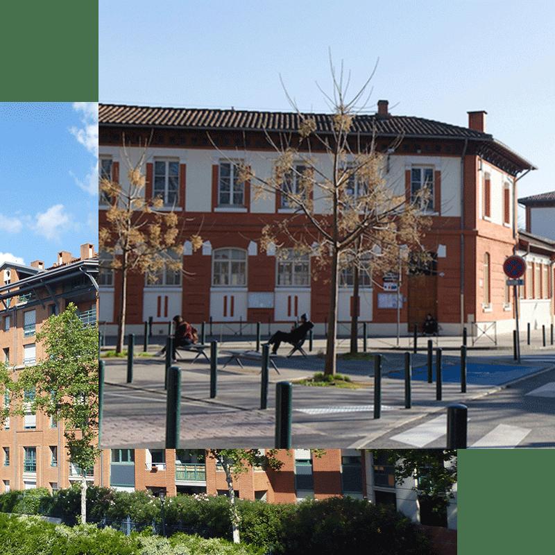Logements Neufs Toulouse Amidonniers