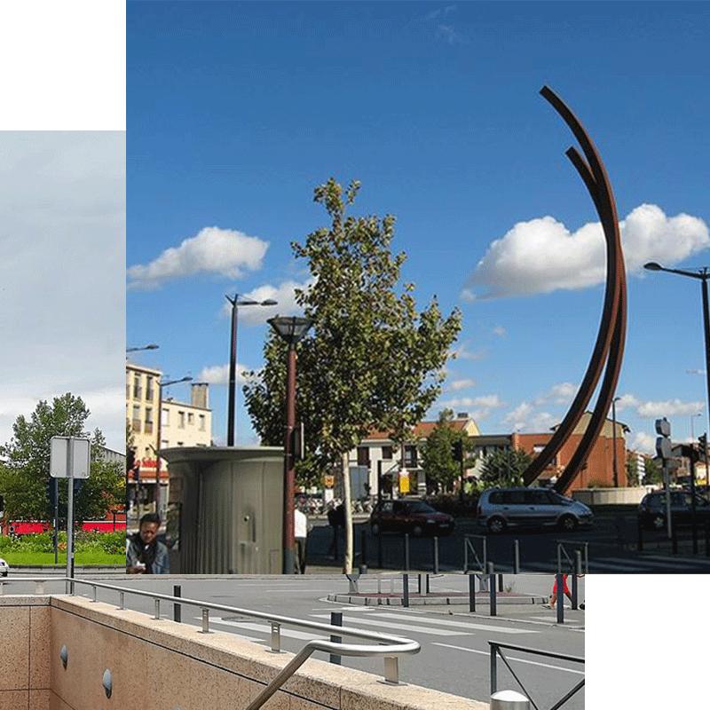 Logements Neufs Toulouse Barrière de Paris