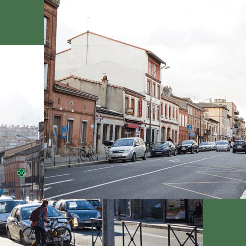 Logements Neufs Toulouse Bonnefoy
